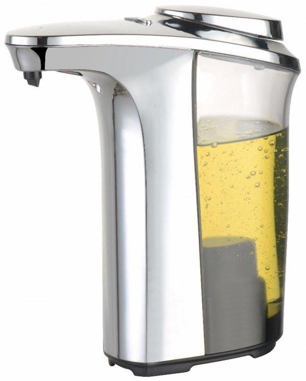 Sanjo automatyczny stojący dozownik mydła chromowany 500 ml