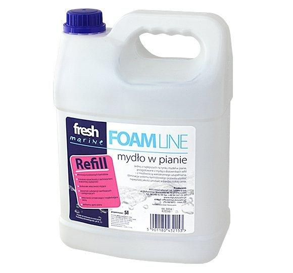 MPS Foam Line Fresh Marine 5l luksusowe mydło w pianie