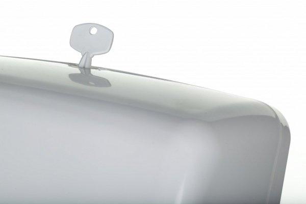 Impeco-dozownik-na-ręczniki-papierowe-ZZ-plastik-ABS-zamek
