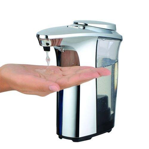 Automatyczny dozownik mydła AS500C 500 ml chrom