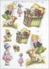 children, fun, games, toys, teddy bears, dolls, R343