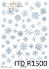 płatki śniegu, śnieżynki*snowflakes, snowflakes