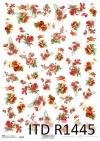 kolorowe kwiaty, czerwone maki, drobne elementy*colorful flowers, red poppies, small elements