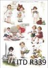 dzieci, zabawa, zabawy, zabawki, misie, lalki, R339