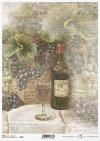 Grapes, grape, wine, bottle, glass, wine grapes