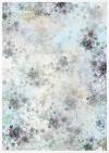 Conjunto creativo en verano de papel de arroz en azul*Kreativsatz auf Reispapiersommerzeit im Blau*Творческий набор на рисовой бумаге летом в синем
