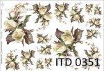 бумага для декупажа классическая D0351