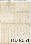 рисовая бумага для декупажа R0051