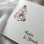 Einladungskarten / Hochzeitskarte 01732_39_rot