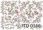 Decoupage paper ITD D0166M