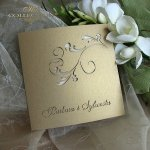 Invitations / Wedding Invitation 01695_77