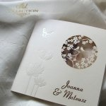 Invitations / Wedding Invitation 1726_41_heather_flower