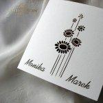 Invitations / Wedding Invitation 01731_61_peony