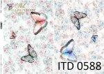 Decoupage paper ITD D0588