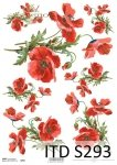 Decoupage paper Soft ITD S0293