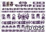 Decoupage Paper ITD D0295