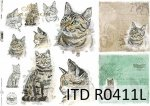 Papier ryżowy ITD R0411L
