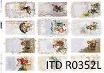Papier ryżowy ITD R0352L