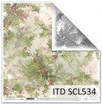Papier scrapbooking SCL534