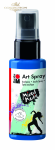 Acrylic spray Marabu Art 50 ml - Gentian 057