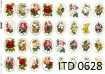 Papier decoupage ITD D0628