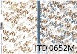 Papier decoupage ITD D0652M