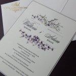 Zaproszenia ślubne / zaproszenie 2069