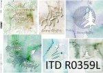 Papier ryżowy ITD R0359L