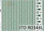 Papier ryżowy ITD R0343L