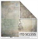Papier scrapbooking SCL555