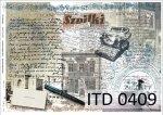 Papier decoupage ITD D0409