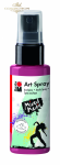 Acrylic spray Marabu Art 50 ml - Bordeaux 034