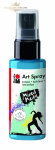 Acrylic spray Marabu Art 50 ml - Sky-Blue 141