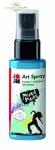 Acrylic spray Marabu Art 50 ml - Sky-Blue 141