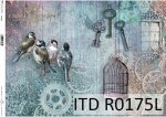 Papier ryżowy ITD R0175L