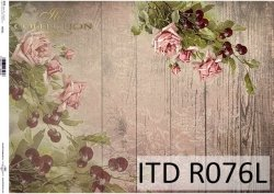 Papier ryżowy ITD R0076L