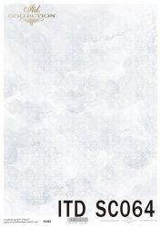 Papier scrapbooking SC0064