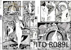 Papier ryżowy ITD R0089L