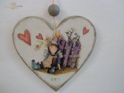 Serca z Aniołkami