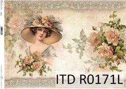 Papier ryżowy ITD R0171L