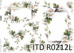 Papier ryżowy ITD R0212L