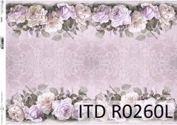 Papier ryżowy ITD R0260L