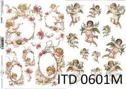 Papier decoupage ITD D0601M