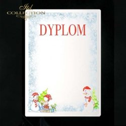 dyplom DS0040