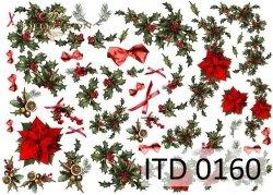Papier decoupage ITD D0160M