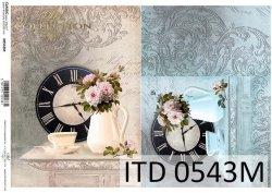 Papier decoupage ITD D0543M