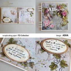 Album - praca Asha