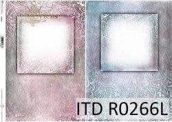 Papier ryżowy ITD R0266L