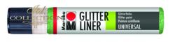 Liner Glitter 25 ml - Olive 565