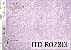 Papier ryżowy ITD R0280L